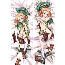 Kuroinu Dakimakura Luu Luu Ruu Ruu Anime Girl Hugging Body Pillow Case Cover