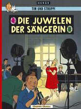 TIM UND STRUPPI 20 Die Juwelen der Sängerin Hergé