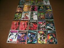 Razor 0-51, Annual 1-2, Complete Series, All First Prints, 62 Issue Lot