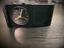 Braun Radio Alarm Wecker quartz ABR 313 sl / 4779 Reisewecker