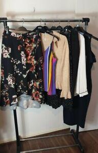 Womens Ladies Clothes Bundle Size 14 Midi Dress Blouse Sweater Jumper Top   H4