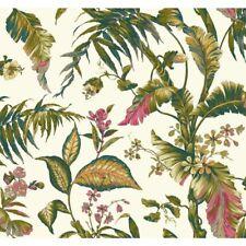 York Wallcoverings AT7092 Tropics Fiji Garden Wallpaper FREE SHIPPING