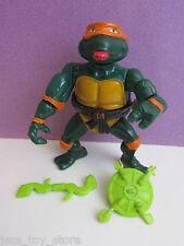 TMNT Rock N Roll Mikey Michaelangelo Wacky Action figure Vintage Teenage Turtle