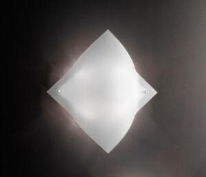 Applique Glass Satin Perenz 6024 Wall Lamp 4 Lights Height 50 CM