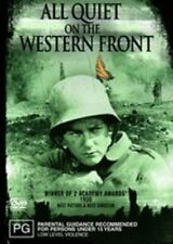 All Quiet on the Western Front (1930) * NEW DVD * (Region 4 Australia)