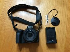 Canon PowerShot SX520 HS 16MP Digital Camera-Black Comes with 30 GB memory card