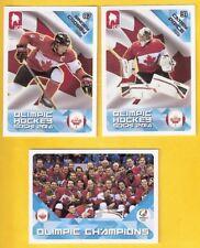 2014 Russian Ice Olympic Hockey (Sochi) Canada Olympic Team Set (26)