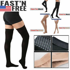 30-40mmHg Compression Stockings Thigh High Medical Support Prevent Varicose Vein