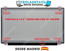 "PANTALLA PARA Acer TravelMate TMX349-M-54P8 14"" 1920x1080 FHD LED LCD 30 pin"