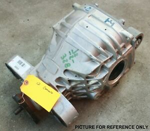 2010-2015 Chevy Camaro SS Automatic 3.27 Rear Differential USED OEM GM 92246989
