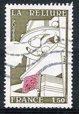 STAMP / TIMBRE FRANCE OBLITERE N° 2131 METIERS D'ARTS LA RELIURE