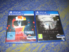 Robinson the Journey VR PS4 VR Spiel VR Spiele + Supershot deutsch