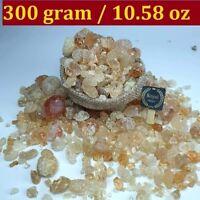 Arabic Gum 300gram 100%Natural Resin Incense Acacia Therapy FROM SUDAN صمغ عربي