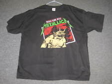 Vintage Metallica - Kill 'Em All size XXL black 2XL T-Shirt New