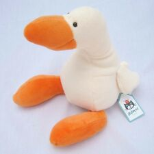 Jellycat: NEW Mou-Mou Duck Funky Plush Toy (Retired & Rare) Safe from Birth