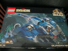 New Star Wars Lego Gungan Sub Set 375 Pieces 8-12 years old 7161 Stingray