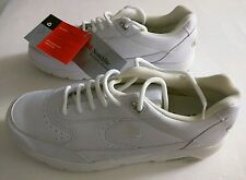 """WOMEN'S NEW BALANCE SNEAKERS SIZE 9/12 WHITE REFLECTIVE MATERIAL 3M  """"NEW"""""""