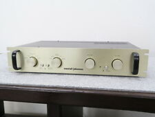 Conrad-johnson PV8 Vacuum tube preamp Preamplifier Excellent item Works w (d49