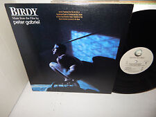 BIRDY SOUNDTRACK Peter Gabriel Daniel Lanois Larry Fast Tony Levin Promo LP NM
