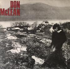 DON MCLEAN - Don McLean (LP) (EX/VG)