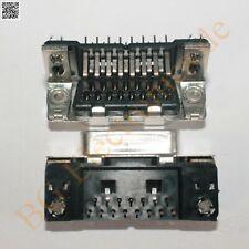 5 x DSUBBU-15POL-W D-Sub-Miniatur  Socket 1-0106506-2 AMP  5pcs