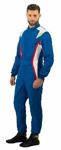 P1 Racewear Turbo-16 Professional 2 Layer Race Suit FIA Approved For Race, Rally