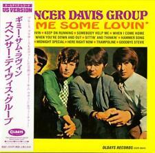 SPENCER DAVIS GROUP-GIMME SOME LOVIN'-JAPAN MINI LP CD BONUS TRACK C94