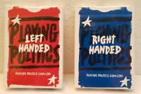 Deal With This 2004 Political Humor Playing Card Deck Set Left & Right Wing NEW
