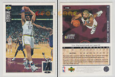 NBA UPPER DECK 1994 COLLECTOR'S CHOICE - Felton Spencer #150 - Ita/Eng- MINT