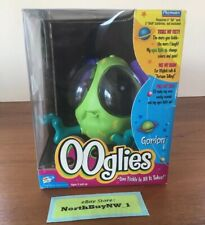 *RARE* NOS OOGLIES GORLON Playmates ANIMATED Interactive HTF NEW VINTAGE 1999