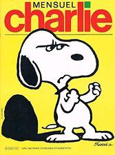 Charlie Mensuel   N°1   avr 1982: