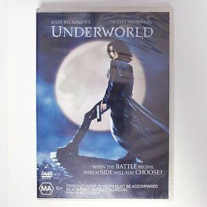 Underworld Movie DVD Region 4 AUS Free Postage Action Kate Beckinsale