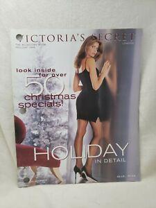 Victoria's Secret Holiday 1998 The Accessory Book Stephanie Seymour
