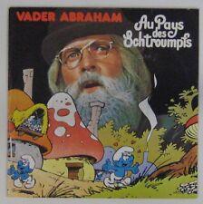 Peyo 45 Tours Au pays des Schtroumpfs Vader Abraham 1977