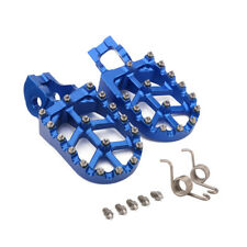 CNC MX Foot Pegs Footpegs Rest Pedals For KTM 2016-2017 125-500 SXF EXCF XCF XCW