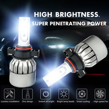 5202 6000K LED Fog Light 187500LM Kit Chevrolet Silverado 1500 2500 HD 2007-2015