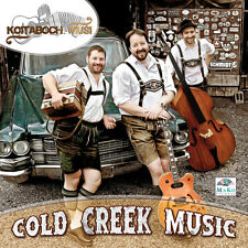 KOITABOCH MUSI Cold Creek Music CD NEU 2016 / Volkstümlicher Rock / Rockabilly