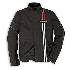 Genuine Ducati Tex 80's Jacket NOS 2010 Bargain Medium Only Was £336.91