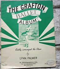 The Grafton Ballet Album by Lynn Palmer Sheet Music