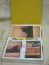 Playing Cards Mechanical Pencil & Score Sheets Hallmark Gift Set  Not Used