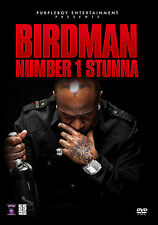 BIRDMAN 55 MUSIC VIDEOS HIP HOP RAP DVD LIL WAYNE BIG TYMERS CASH MONEY DRAKE