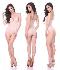 NEW LADY SEXY WOMENS Shapewear UndERweAr Slimming Animal Print Bodysuit M-2XL