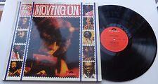 KLP71B - John Mayall - Moving on (2391 047) German LP, polydor 1972