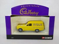 Corgi Cadbury Chocolate Flake Ford Escort Diecast Van Collectable Free Postage