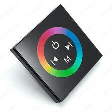 RGB LED Dimmer Controller für Wandeinbau Touch-Pad Panel Rainbow Steuerung 12/24