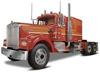 MONOGRAM 1/16 KENWORTH W-900 CONVENTIONAL TRUCK MODEL KIT # 85-2501 NEW ! F/S