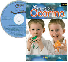 Play your OCARINA : CAROLS with CD - 27 Carols for Ocarinas + FREE DELIVERY