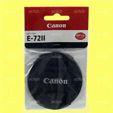 Genuine Canon E-72II Front Lens Cap 72mm