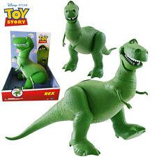 Large 11' Disney Pixar Toy Story Rex Action Figures Decor Play Set Thinkway Toys