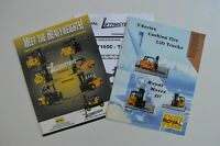 ROYAL Tractors Liftmasters 1997 dealer brochure catalog - English - USA